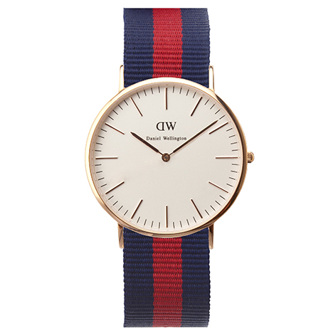 Daniel Wellington Classic Oxford rose