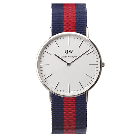 Daniel Wellington Classic Oxford silver