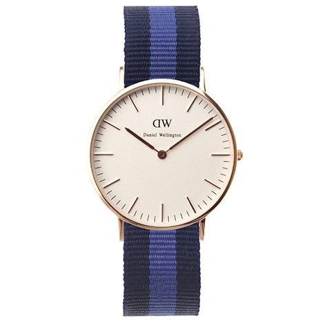 Daniel Wellington Classic Swansea Lady rose