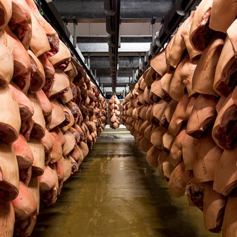 Behind-the-scenes look inside one of the world's<br /> biggest slaughterhouses by Alastair Philip Wiper
