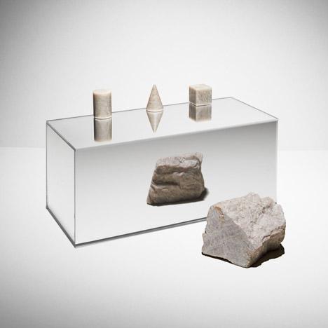 Disquiet Luxurians feldspar gems by Emilie F Grenier