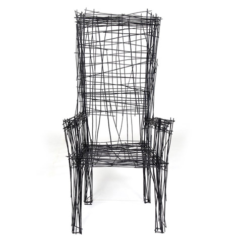 Furniture that looks like line drawings