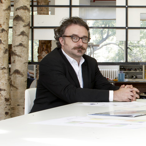 University of Westminster appoints FAT founder Sean Griffiths as Professor of Architecture