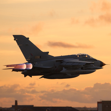 First combat aircraft with 3D-printed parts completes test flight