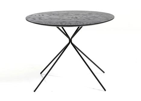Frisbee side table by Herman Cph