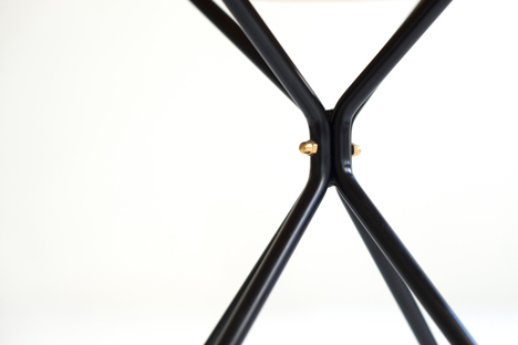 Frisbee side table by Herman Cph