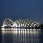 "Wilkinson Eyre's cooled conservatories at Gardens by the Bay are ""about having fun"""