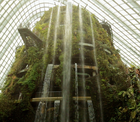 Movie: Wilkinson Eyre\'s Gardens by the Bay in Singapore | architecture