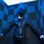 """Immersive virtual world"" by Gareth Pugh and Inition installed at Selfridges"