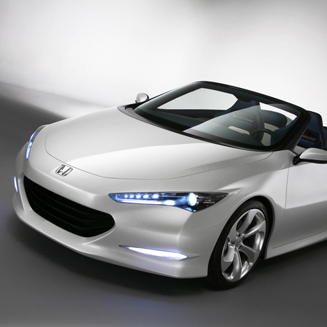 Google launches Open Automotive Alliance for Android-connected cars - Honda concept car