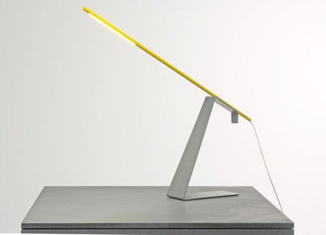 Jella magnetic lamp by Lena Schlumbohm
