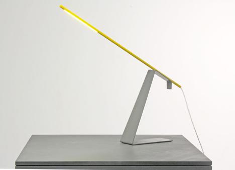 Jella magnetic lamp by Lena Schlumbohm