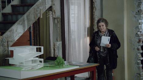 Julien de Shmedt designs museum for Danish television drama_dezeen_2