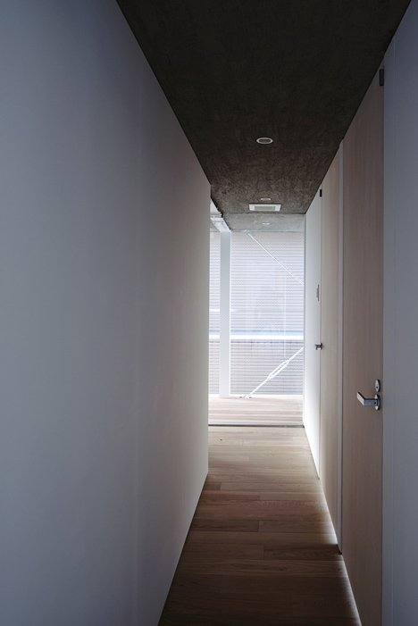 Katsutadai House by Yuko Nagayama and Associates