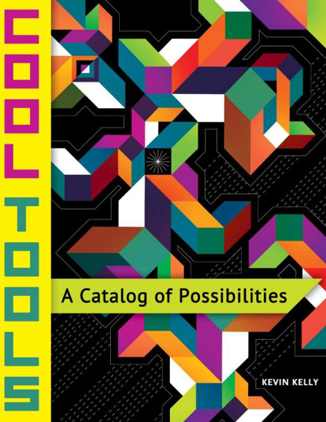 Kevin Kelly Cool Tools book cover