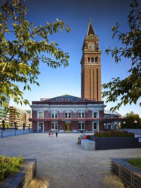 King Street Station by ZGF Architects LLP