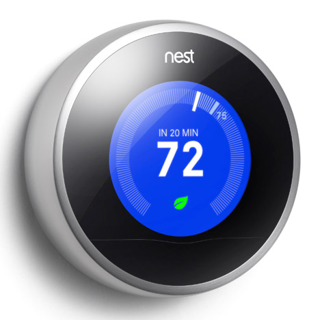 Google buys domestic technology firm Nest in first step towards connected home