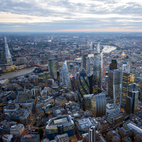 London's future skyline captured in new visualisations