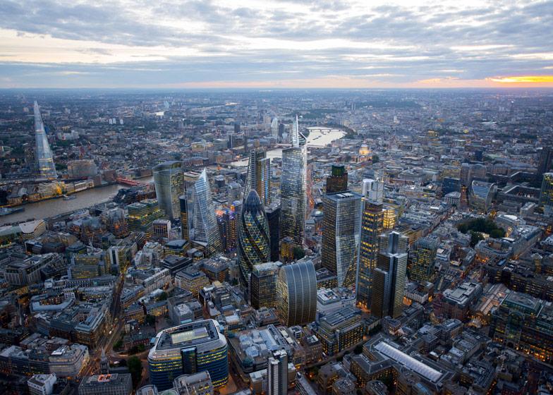 London's future skyline captured in new visualisations
