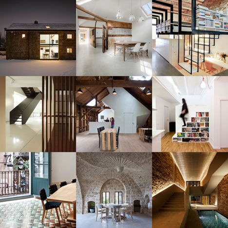 New renovations_Pinterest_board_renovations | architecture | dezeen
