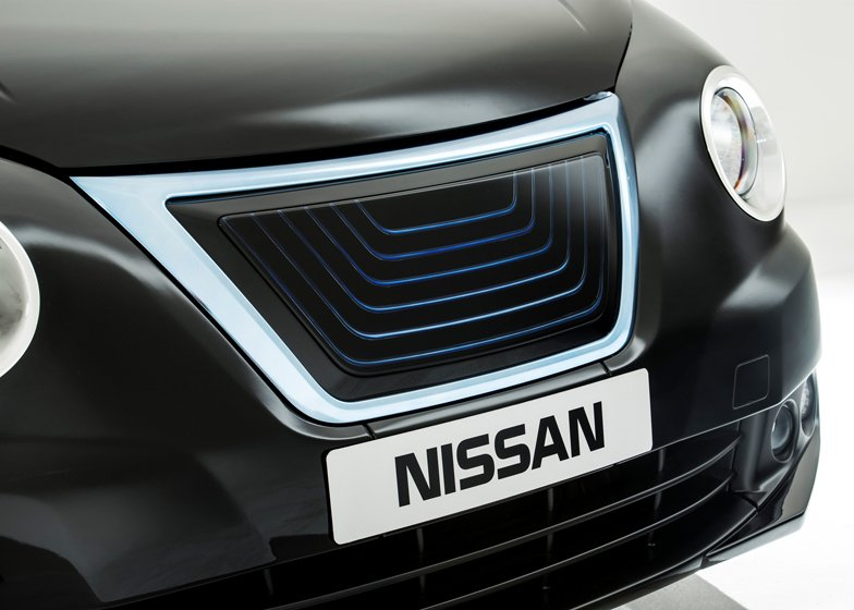 Nissan updates its new London taxi design to make it easier to recognise