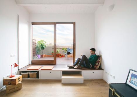 Schlafzimmer Einrichten Kleiner Raum: Über . Ideen Zu ?kleine ... Schlafzimmer Podest