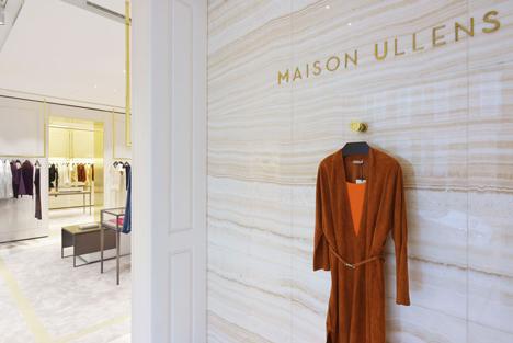 OMA Maison Ullens flagship store interior Paris