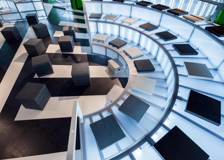 OMA's Imaginarium hosts lectures in Selfridges' basement