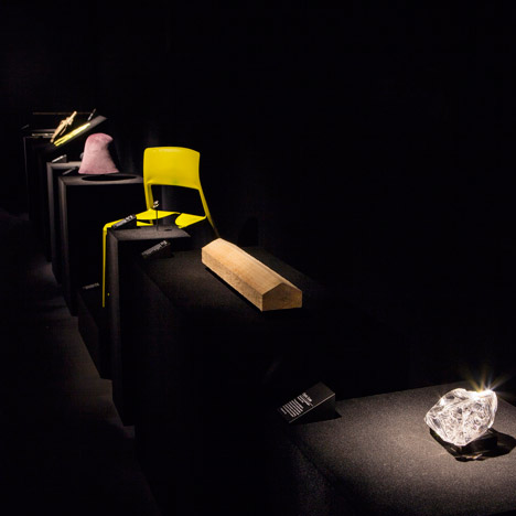 Objects at BarberOsgerby In The Making exhibition at London Design Museum