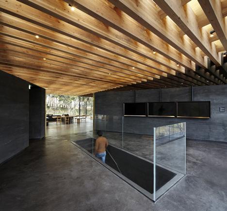 Mass Studies adds three pavilions to Korea's O'Sulloc Tea Museum