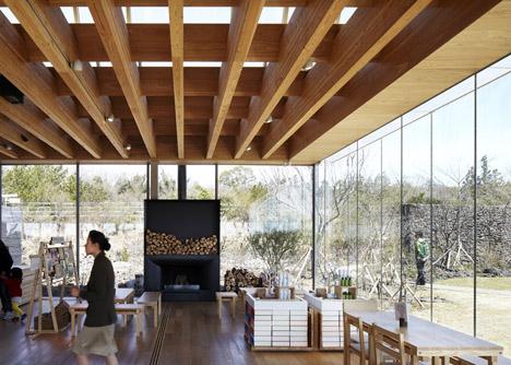 Osulloc in Jeju South Korea by Mass Studies
