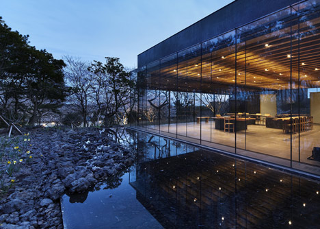 Mass Studies adds three pavilions to Korea's O'Sulloc Tea Museum