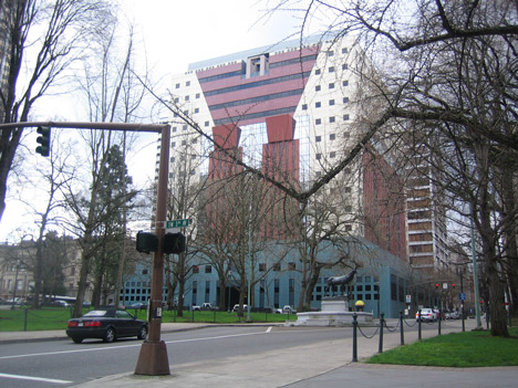 Michael Graves' Portland Building faces threat of demolition