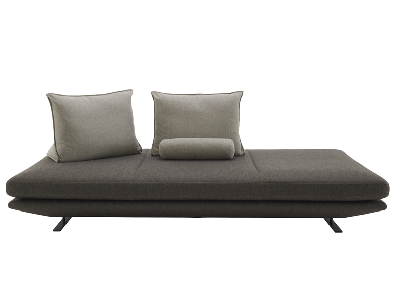 Prado sofa with moveable cushions by Christian Werner for Ligne Roset