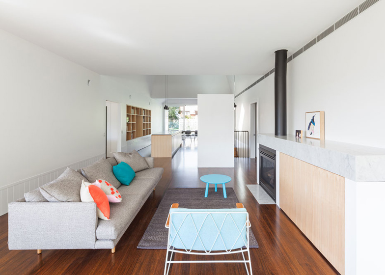 3 Of 5 Renovated Single Storey House With Distorted Ceiling Voids By Tribe Studio
