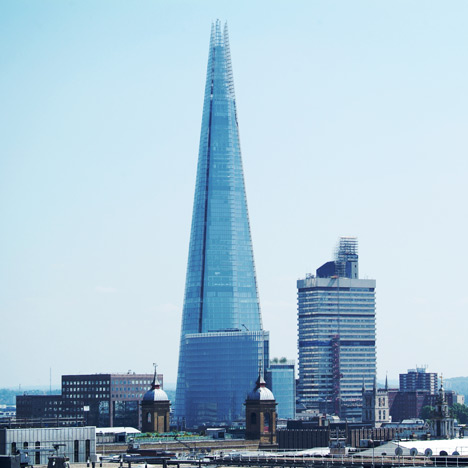 Renzo Piano to design residential tower beside The Shard