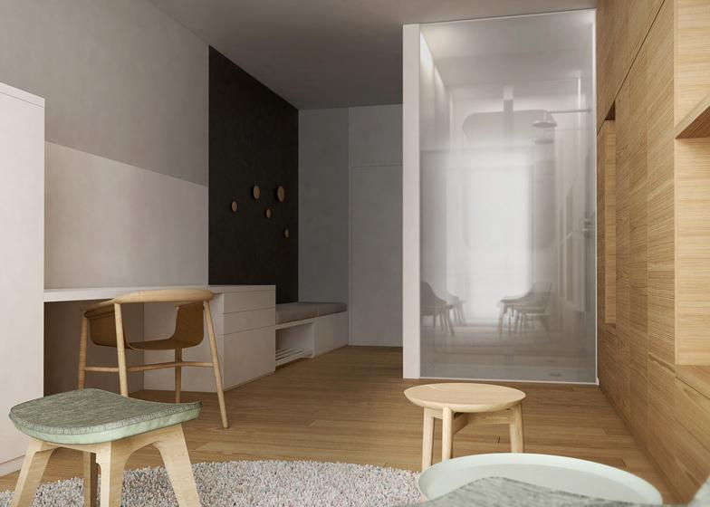 Apartment 6 by Estudio.Entresitio
