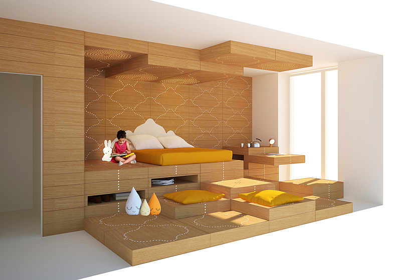 Apartment 7 by Manuelle Gautrand
