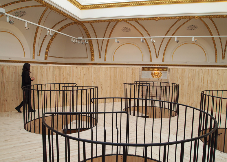 Sensing Spaces exhibition opens at the Royal Academy