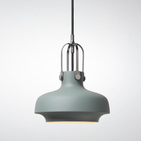 Space Copenhagen creates nautical lamps for andtradition