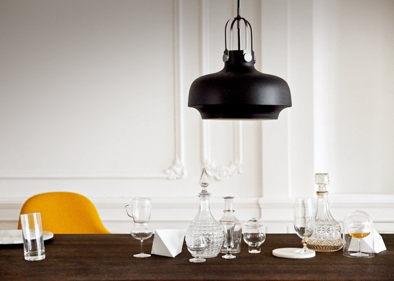 Space Copenhagen creates nautical lamps for andtradition