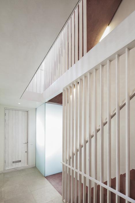 Submariners House by Jonathan Tuckey Design