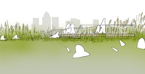 Thames Bath Project by Studio Octopi