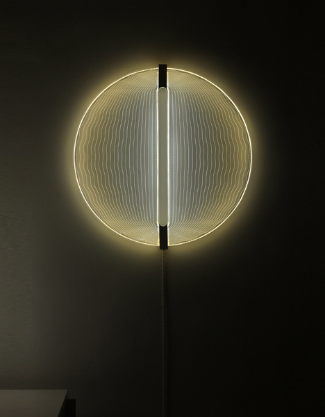 Thanks For The Sun Colour Changing Lamps By Arnout Meijer