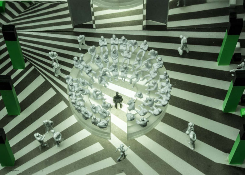 The Imaginarium at Selfridges by OMA