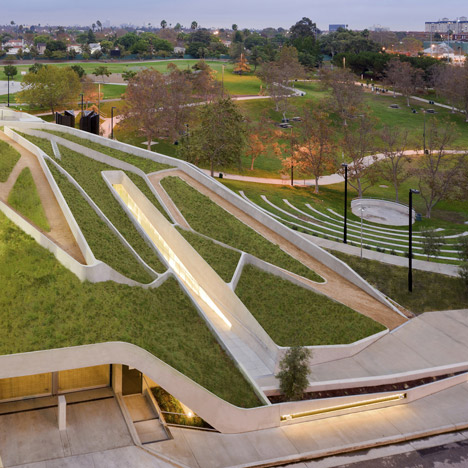 The Los Angeles Museum of the Holocaust - Belzberg Architects