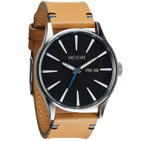 The Sentry Leather by Nixon