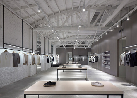 Theory Melrose by Nendo