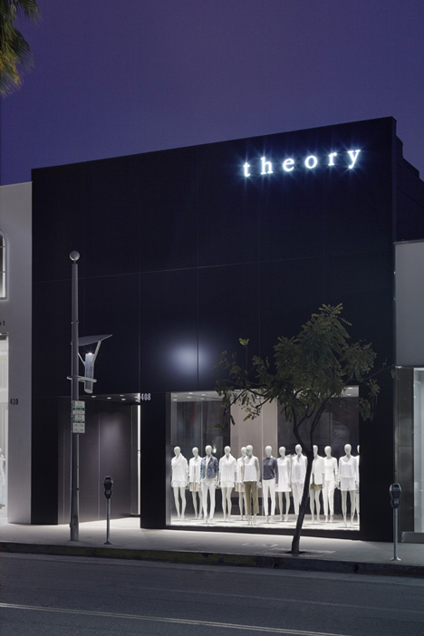 Theory North Beverly by Nendo