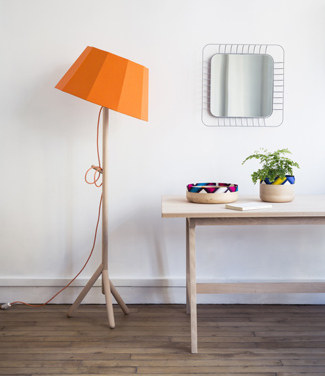 Third furniture collection by Colonel